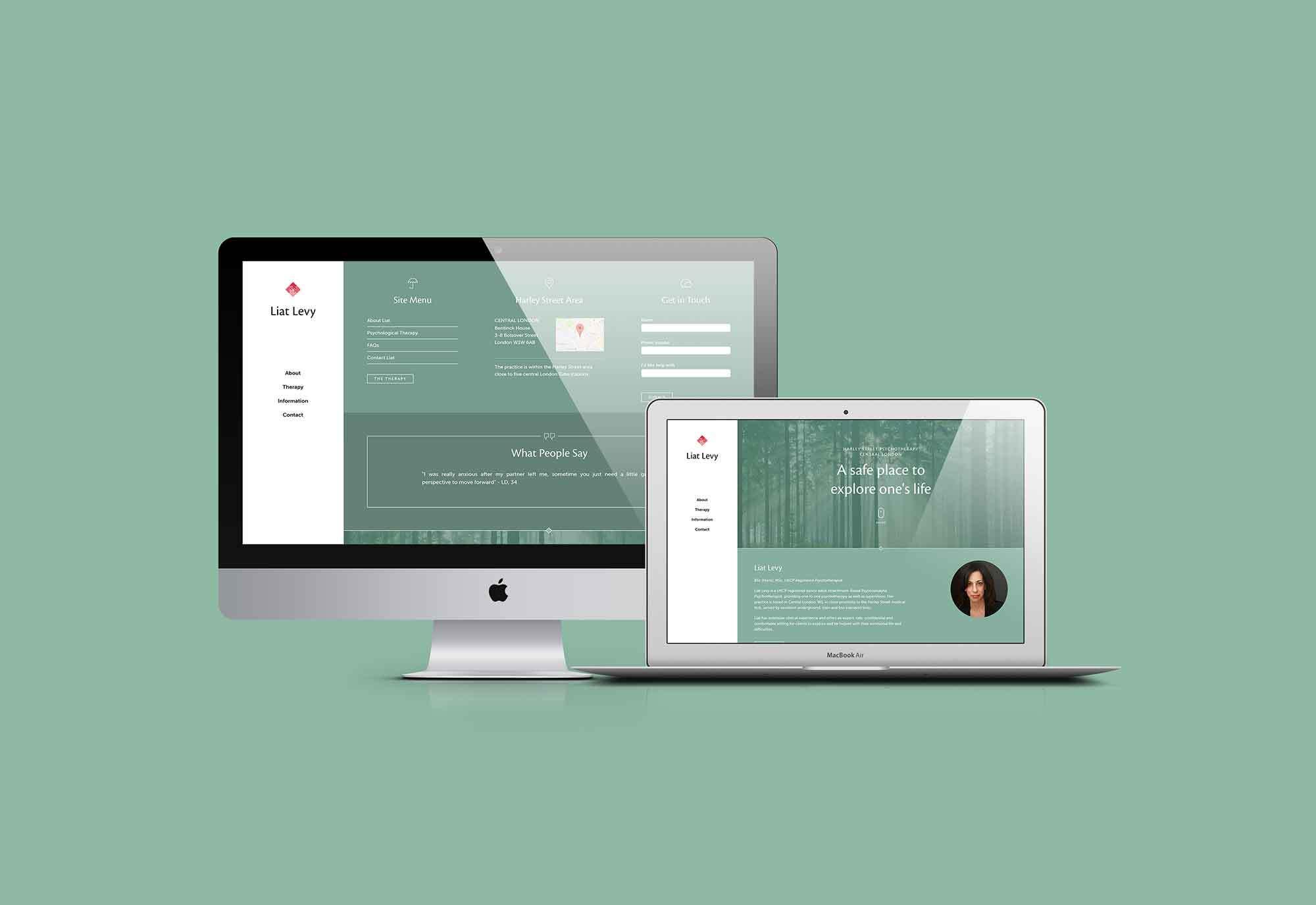 Liat Levy Desktop